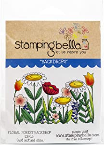 Stamping Bella Cling Stamps, Tiny Townie Daphme & Her Dogs