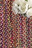 nuLOOM Hand Braided Tammara Cotton Oval Rug, 7' x