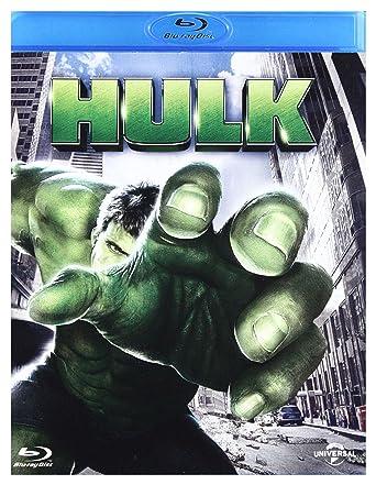 Amazon.com: Hulk [Blu-Ray] (English audio. English subtitles ...