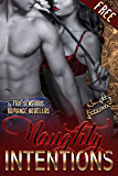 Naughty Intentions: Five Sensuous Romances