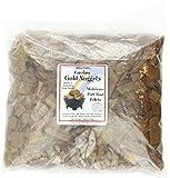 Carolina Gold Nuggets Microwave Pork Puffies Pork Rinds, Original, 5 Pound