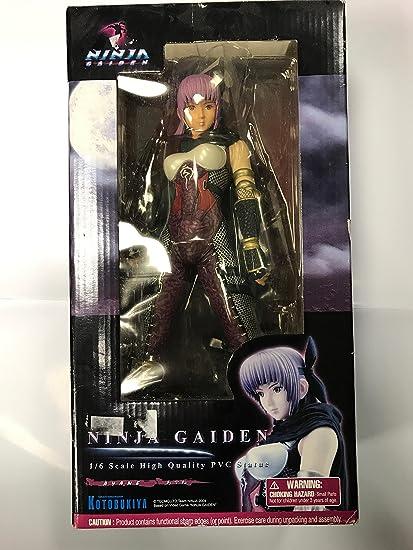 Amazon.com: Ninja Gaiden Ayane vinilo Estatua: Toys & Games