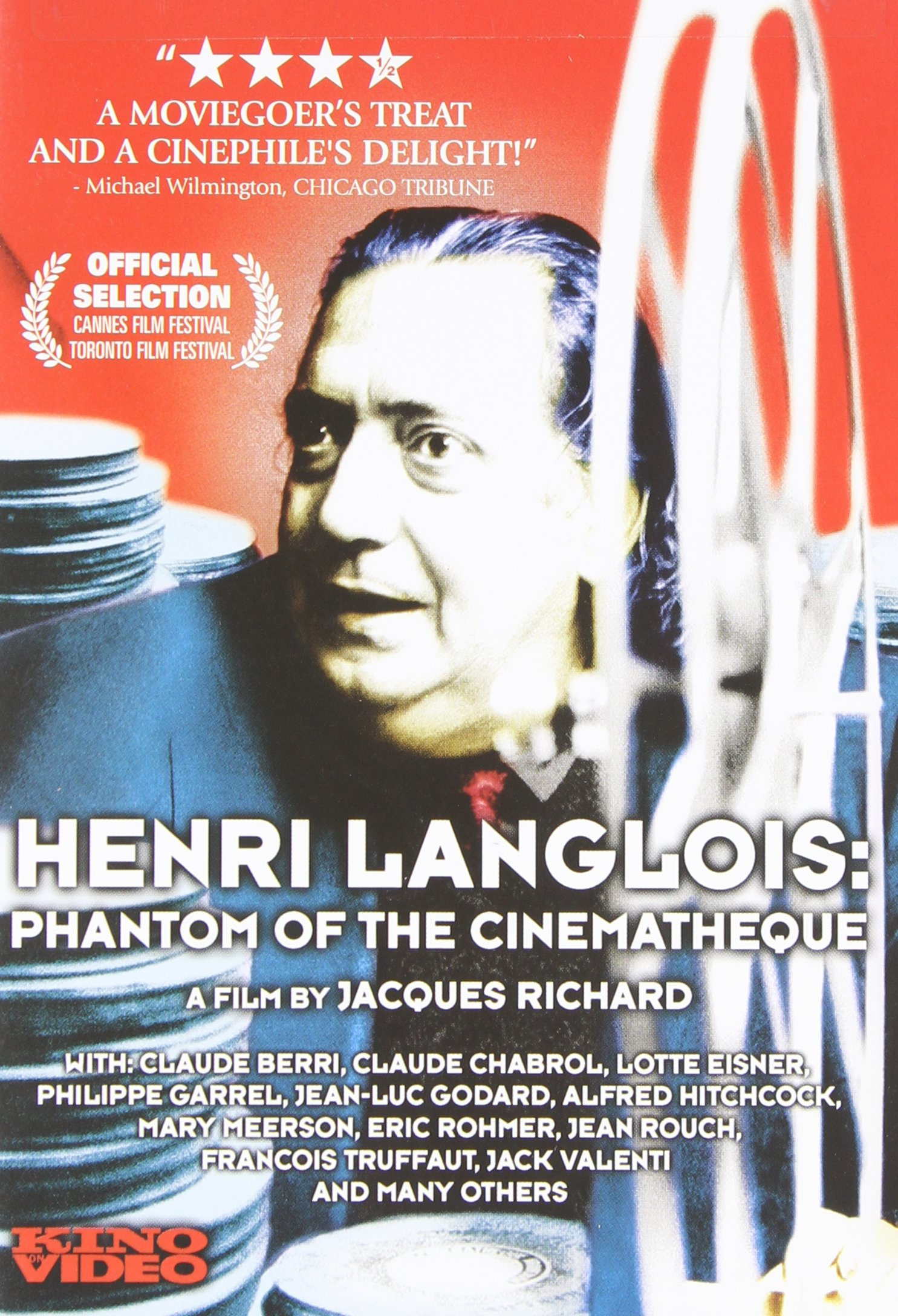 Phantom of the Cinematheque