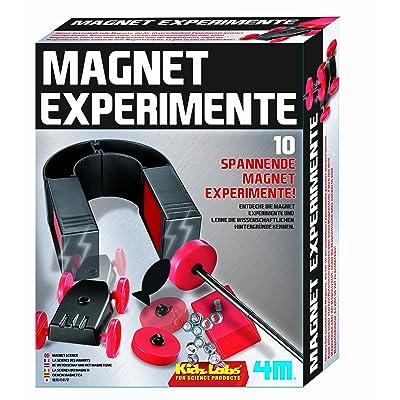 4M 68111 - Expériences Magnétiques