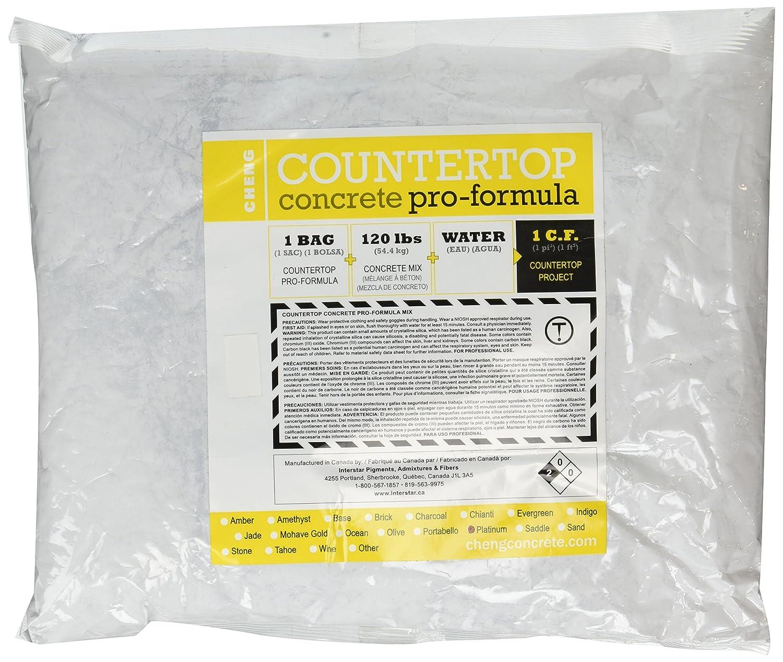 mix countertop formula diy white quikrete mixes concrete