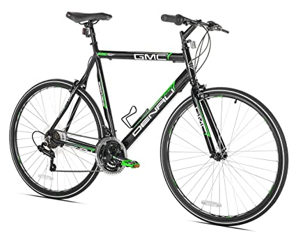 Amazon.com : GMC Denali Flat Bar Road Bike, 25-Inch/63.5cm/X-Large ...