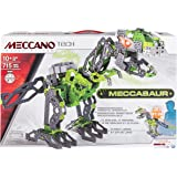 Meccano Programmable Robotic Meccasaur Building Set (715 Pieces)