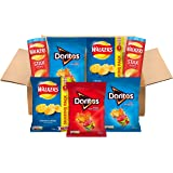 Walkers and Doritos Snacks Party Box, Assorted Flavors, Pack of 7