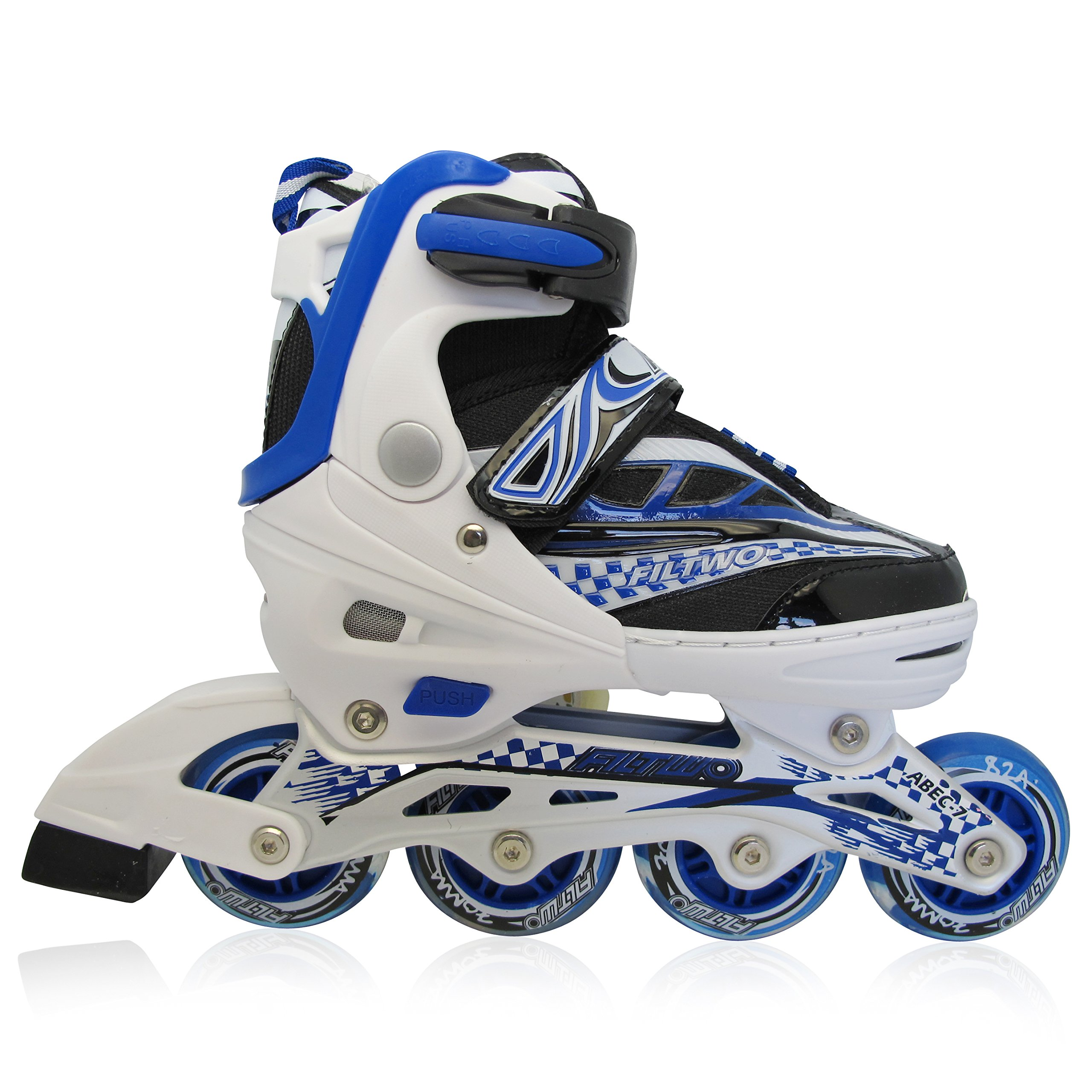 Rollers pour enfants/adolescents, à taille réglable - rouleau Luminous product image