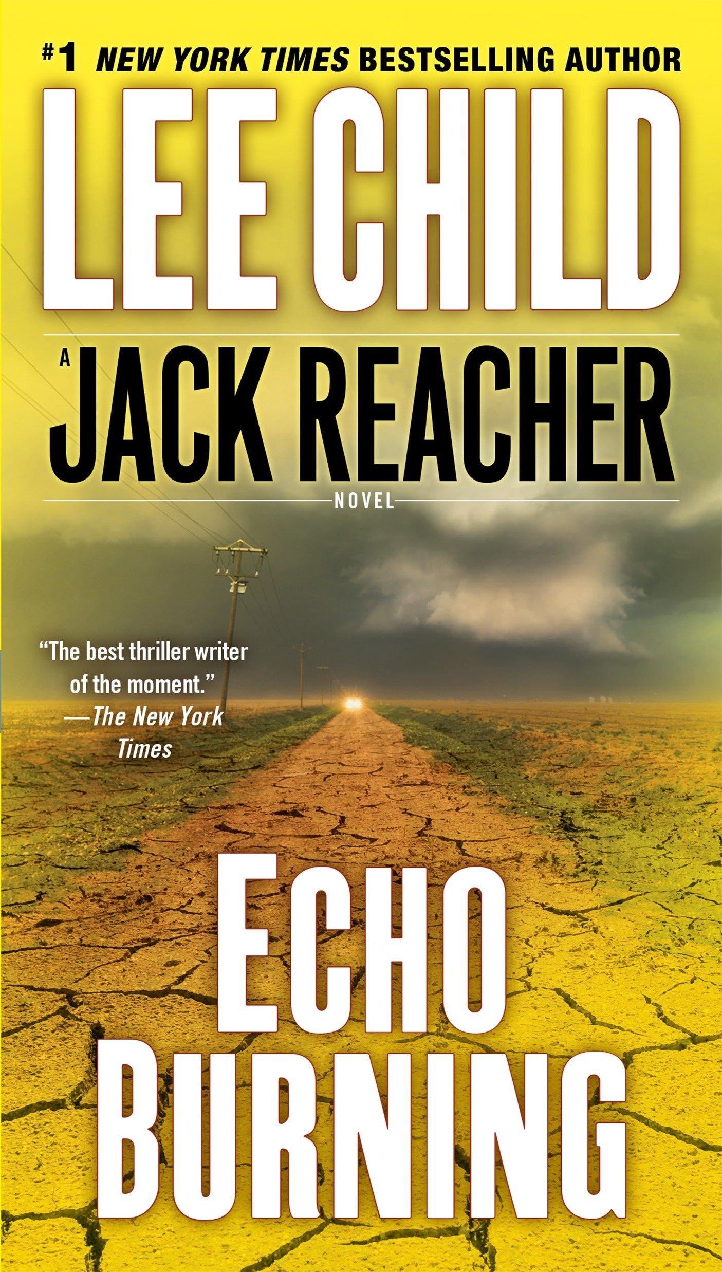Download Echo Burning (Jack Reacher) PDF