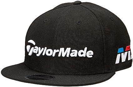 TaylorMade 2018 New Era Tour 9Fifty Hat Adjustable Mens Snapback Golf Cap  Black f18d9fdb229