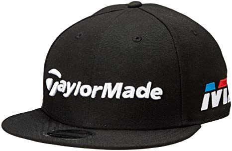 TaylorMade 2018 New Era Tour 9Fifty Hat Adjustable Mens Snapback Golf Cap  Black 3db673abfea