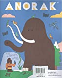 Anorak Magazine The Mammoth Issue Issue 45 2018