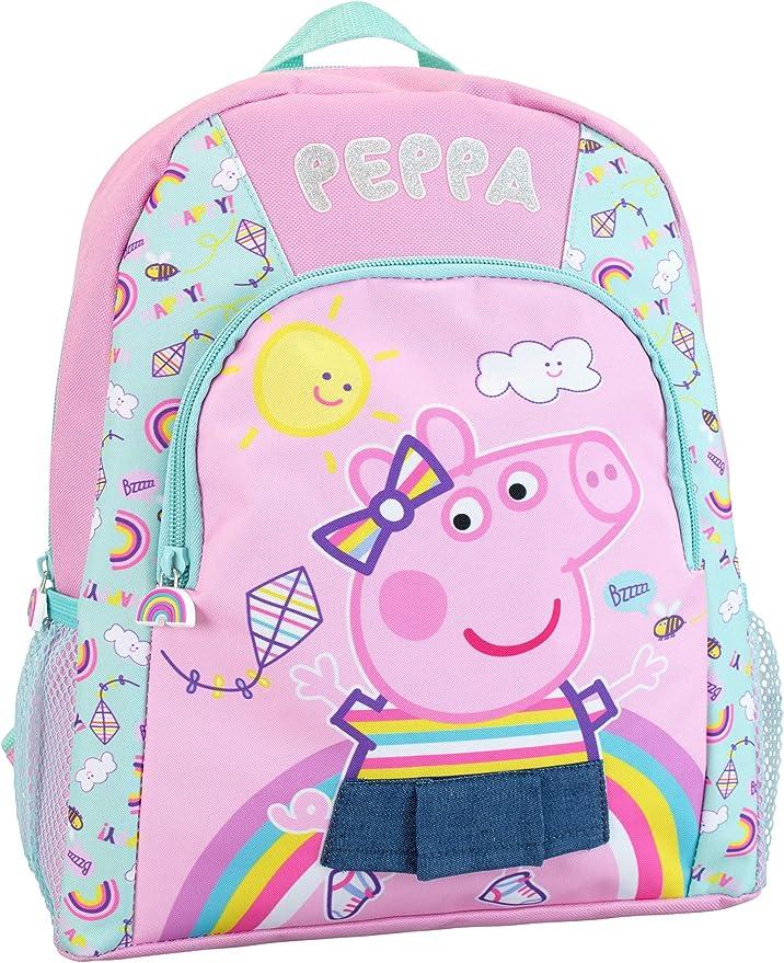 Peppa Pig Mochila para Niños: Amazon.es: Equipaje