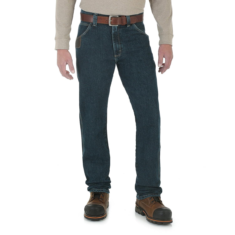 Wranglerメンズの高度な快適5ポケットジャン ダークティント 42W x 30L  B01DO0JOK4