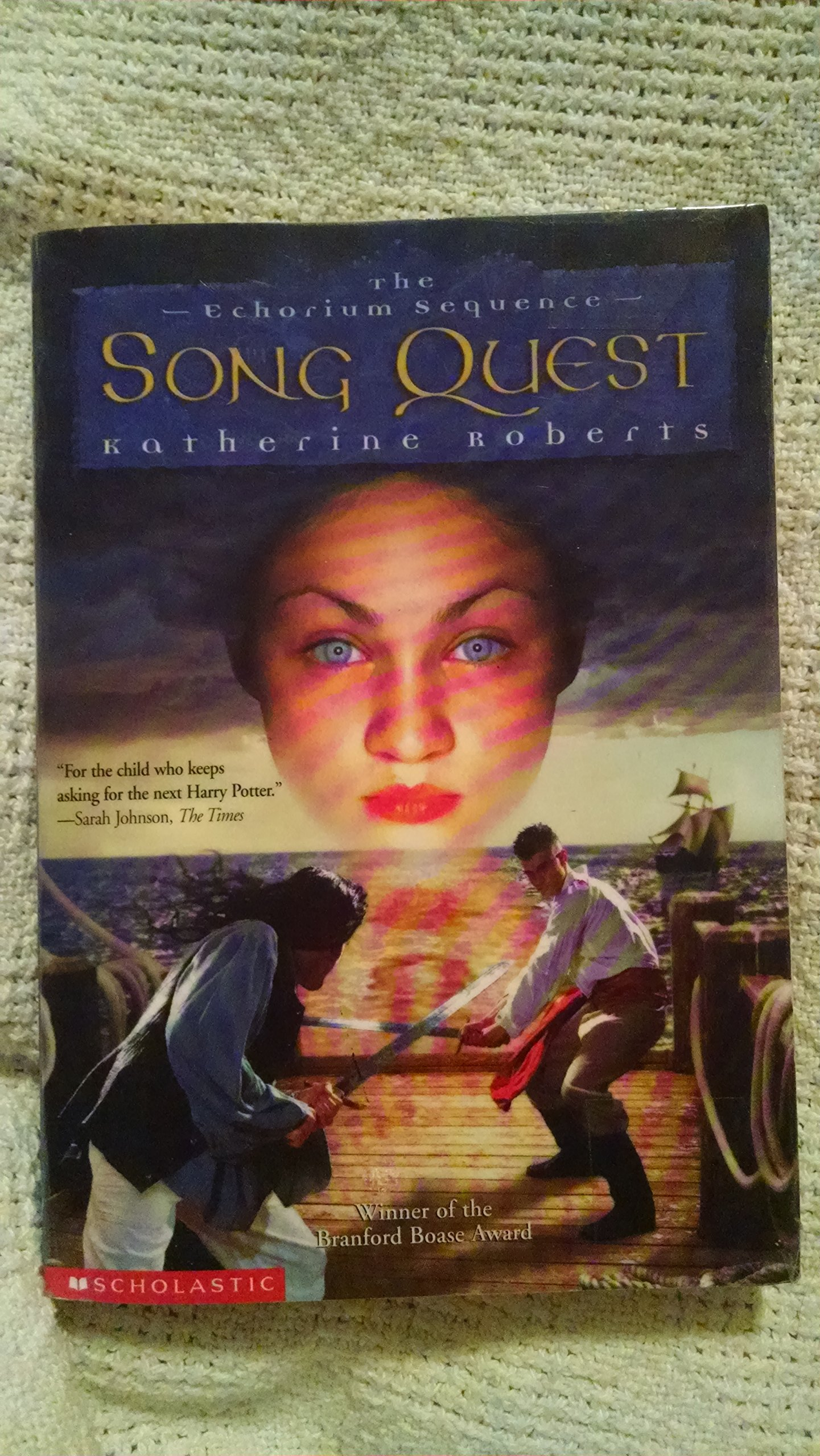 Song Quest (Turtleback School & Library Binding Edition) PDF