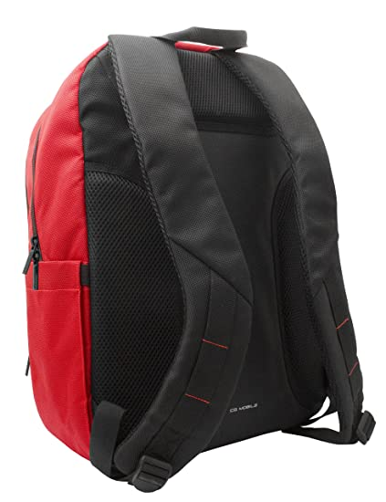 440fdf9b2baf Ferrari Scuderia 15 Inches Red and Black Backpack: Amazon.in: Bags ...