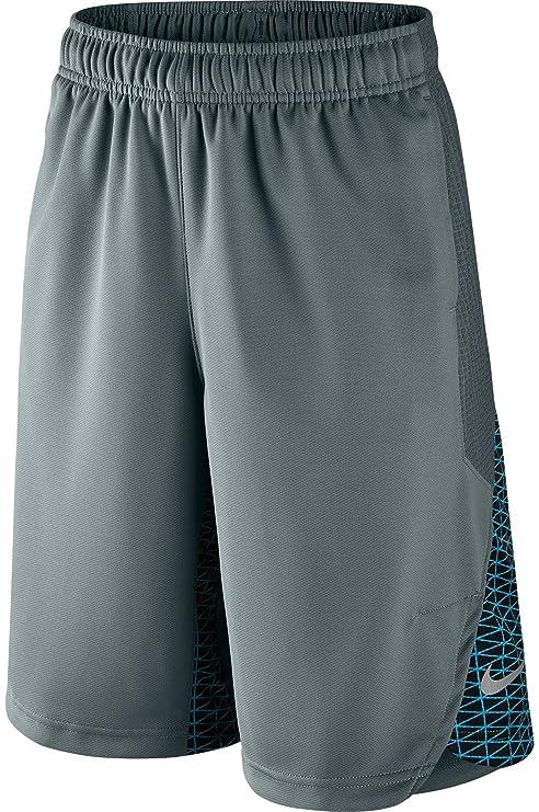 cfde46c8338171 Amazon.com   Nike Boys  LeBron Elite Graphic Basketball Shorts (Cool ...