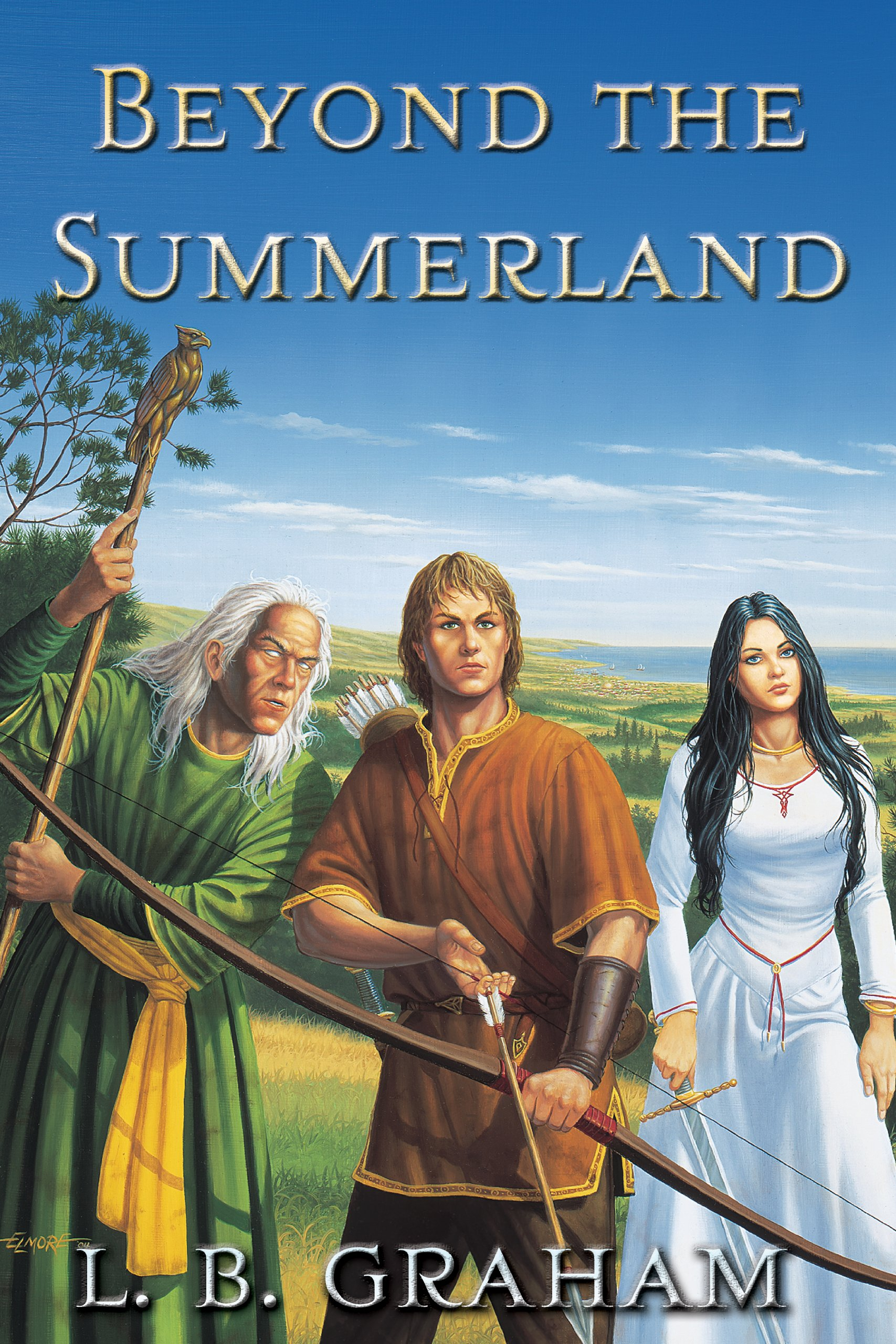 Beyond the Summerland (The Binding of the Blade, Book 1) PDF
