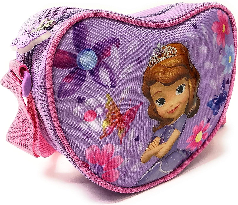 Princesse Sofia 611516523/Sac en bandouli/ère Rose