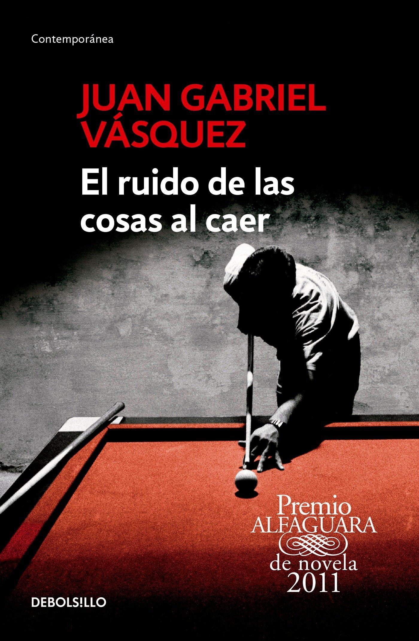 SPA-RUIDO DE LAS COSAS AL CAER: Amazon.es: Vasquez, Juan Gabriel ...