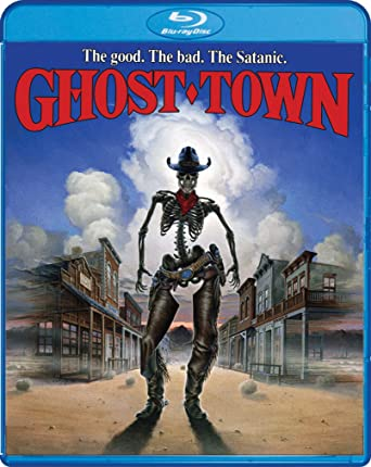 Amazoncom Ghost Town Blu Ray Bruce Glover Catherine