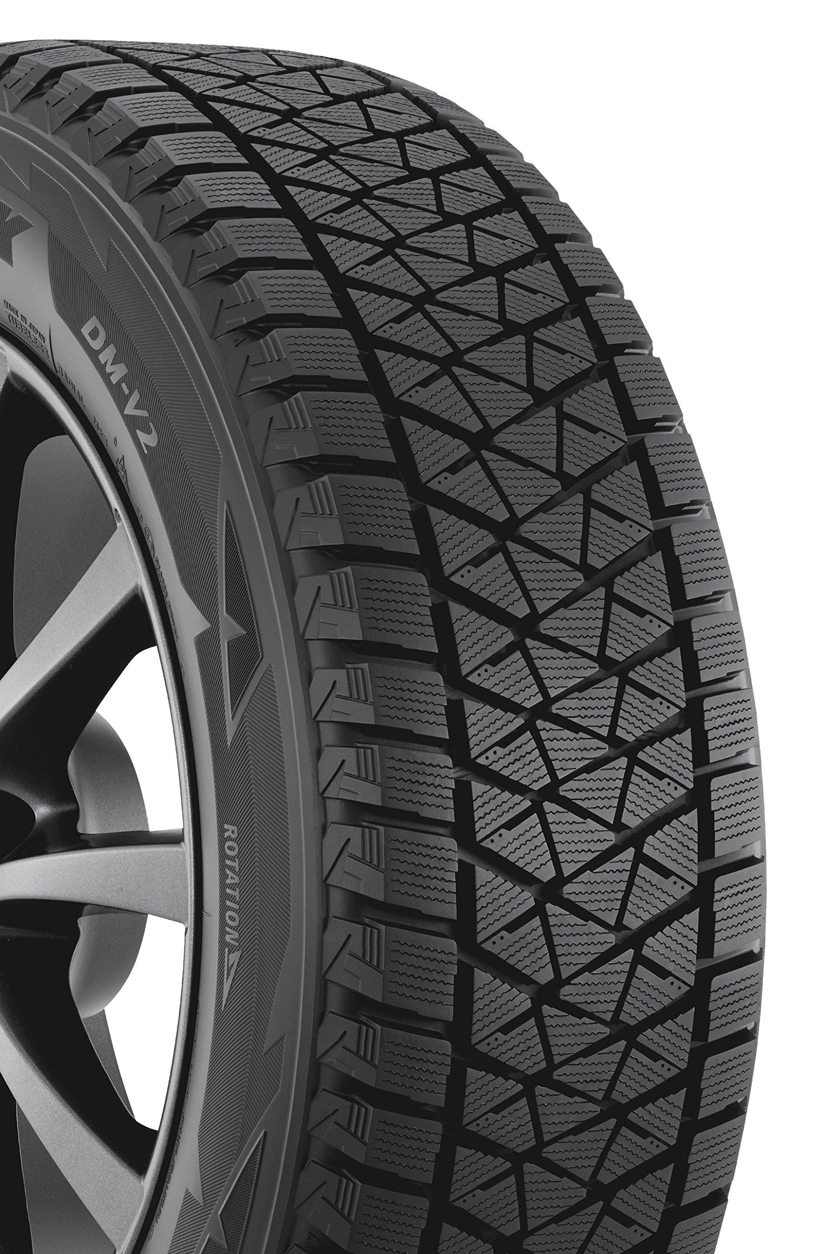Bridgestone BLIZZAK DM-V2 Winter Radial Tire - 255/55R18 109T by Bridgestone