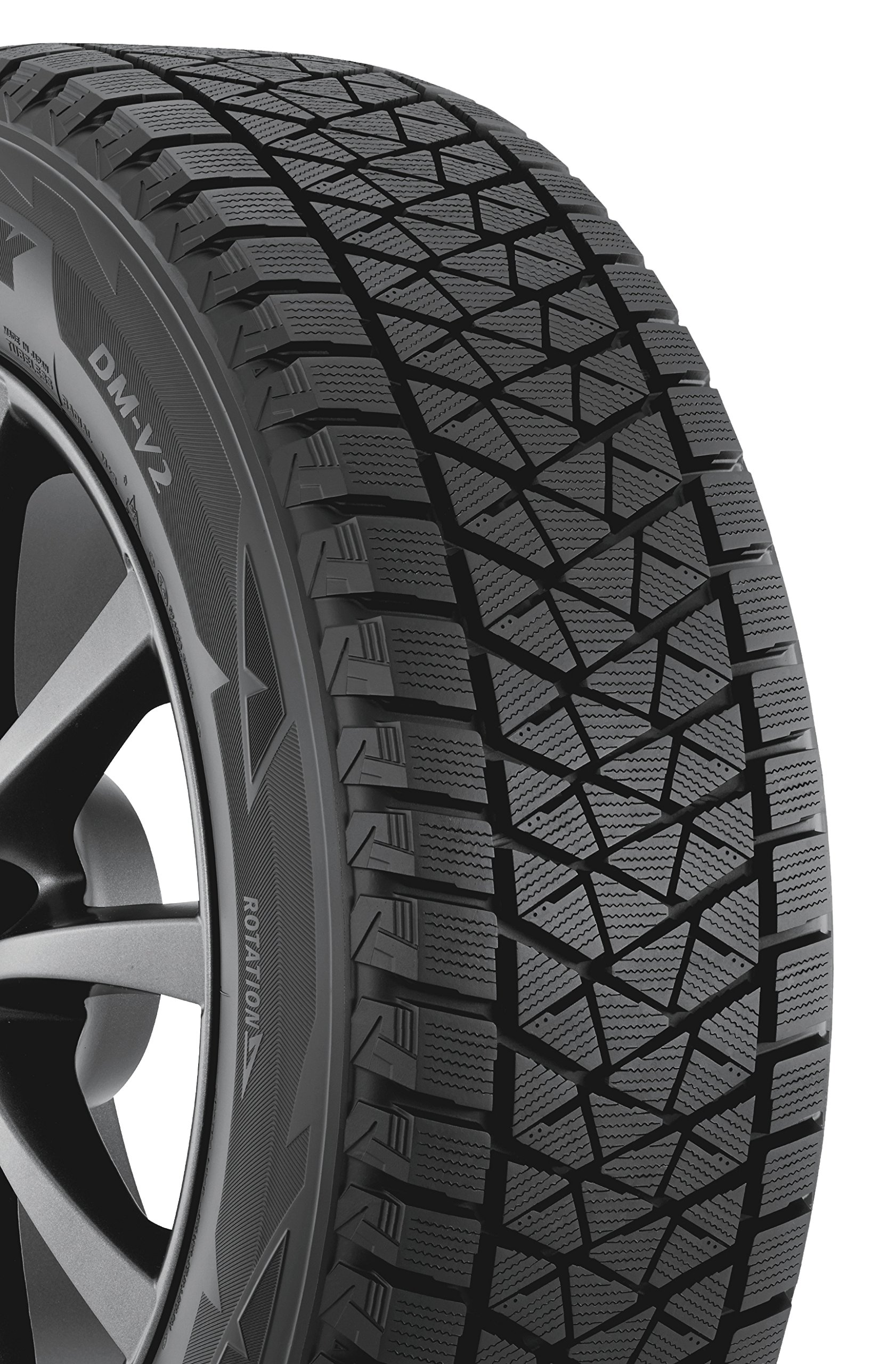 Bridgestone BLIZZAK DM-V2 Winter Radial Tire - 275/55R20 117T