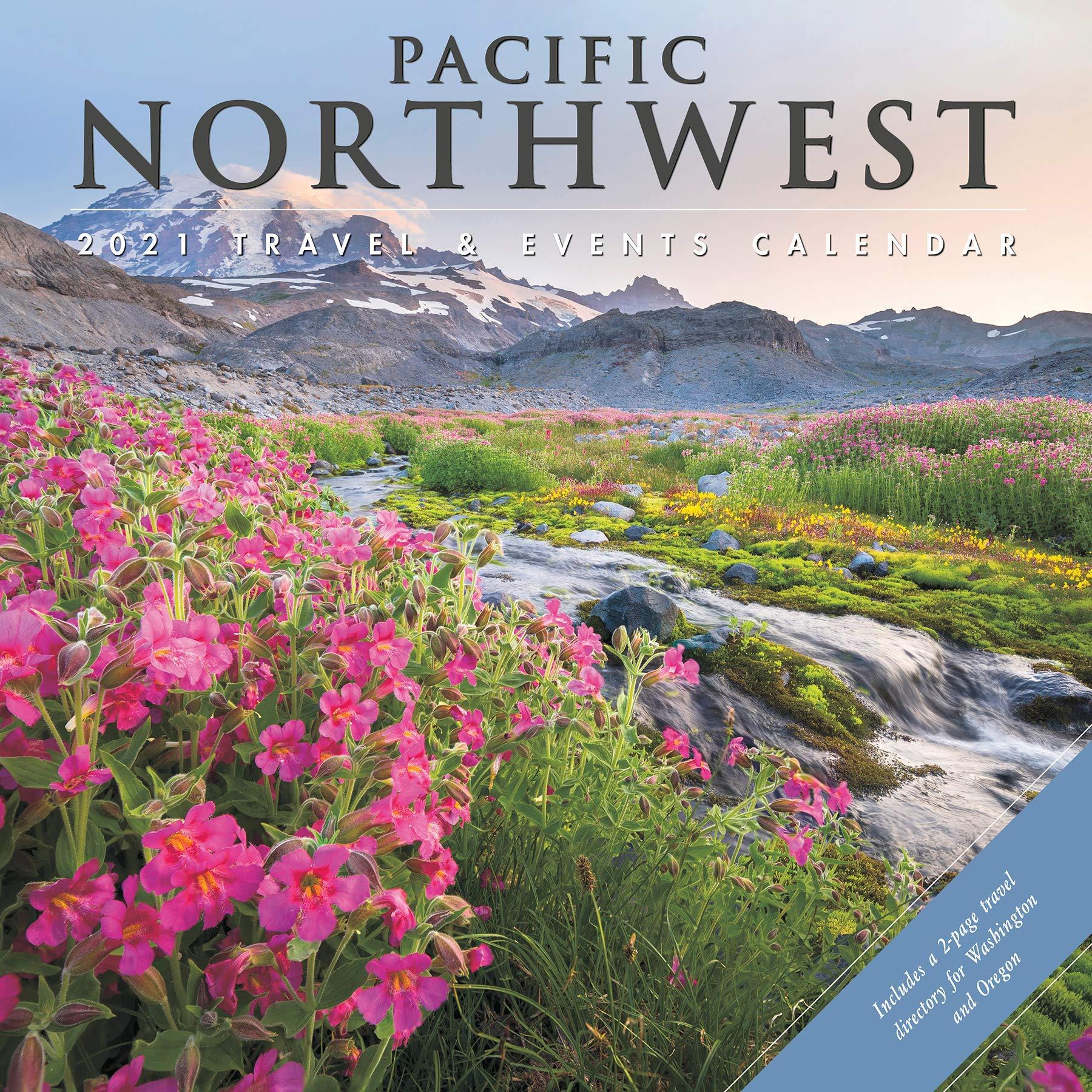 Northwest Vista Calendar 2021 Background