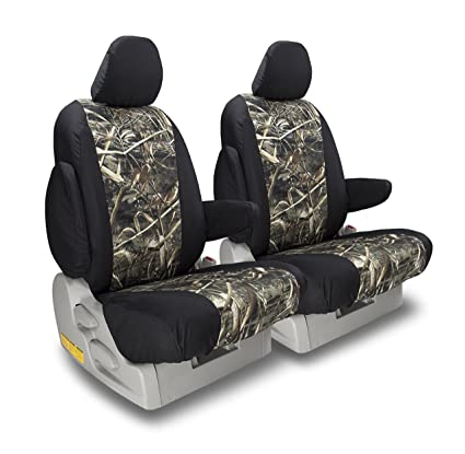 Terrific Front Seats Shearcomfort Custom Realtree Camo Seat Covers For Toyota Tacoma 2016 2019 In Max 5 Sport For Buckets W Adjustable Headrests Gmtry Best Dining Table And Chair Ideas Images Gmtryco