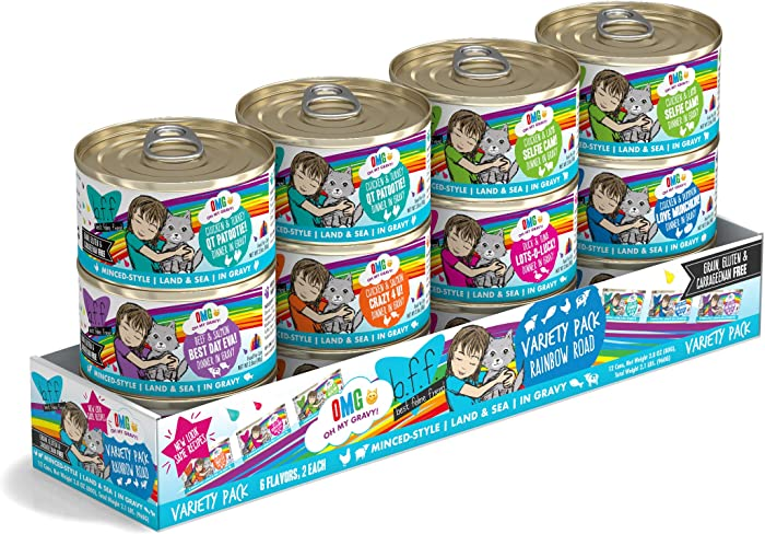 Top 10 Bff Canned Cat Food
