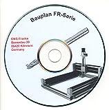 Bauanleitung für eine CNC Fräsmaschine