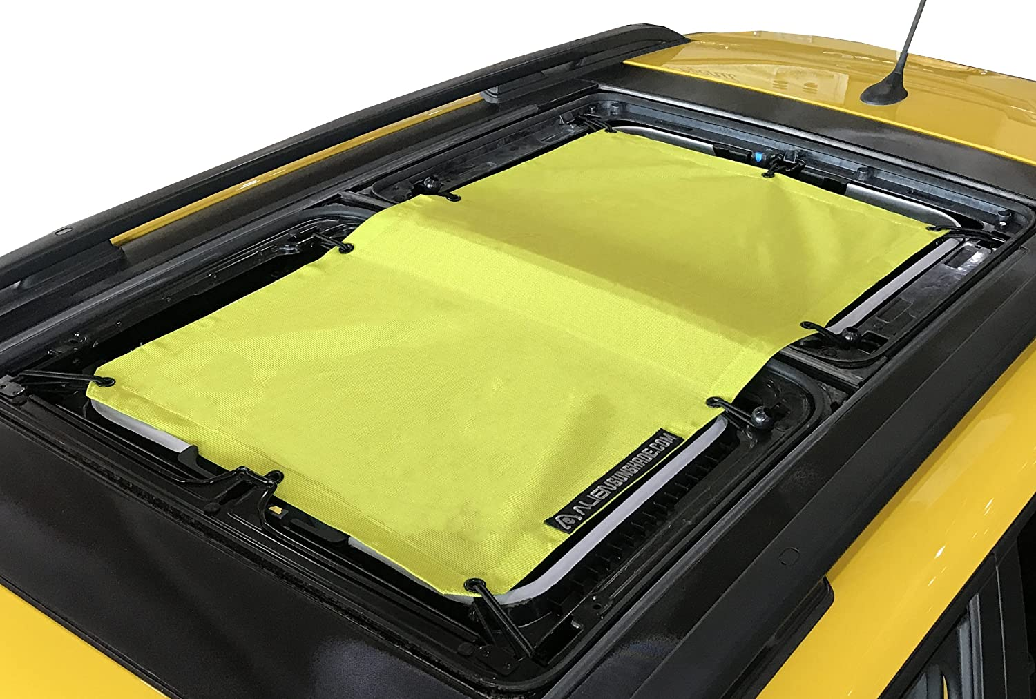 ALIEN SUNSHADE for Jeep Renegade Tank Green Provides UV Protection for Passengers with MySky