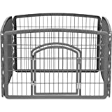IRIS Pet Playpen with Door, 24-Inch