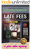 Late Fees (Pinx Video Mysteries Book 3)