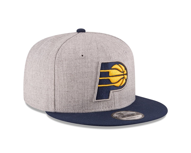 082b3a6c New Era NBA 9Fifty 2Tone Heather Snapback Cap One Size Heather Gray New Era  Baseball Caps Stock ...