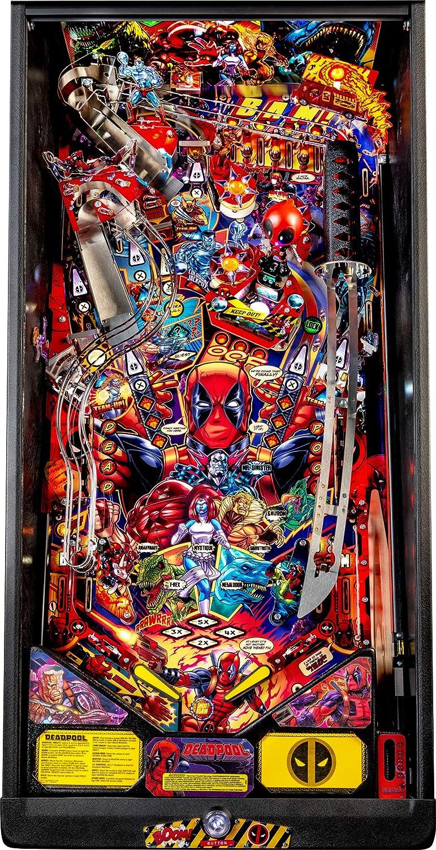 Amazon com: Stern Pinball Deadpool Arcade Pinball Machine