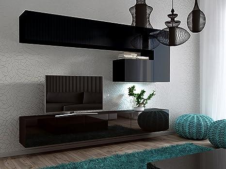 HomeDirectLTD Moderno Conjunto de Muebles de salón Future 15 ...