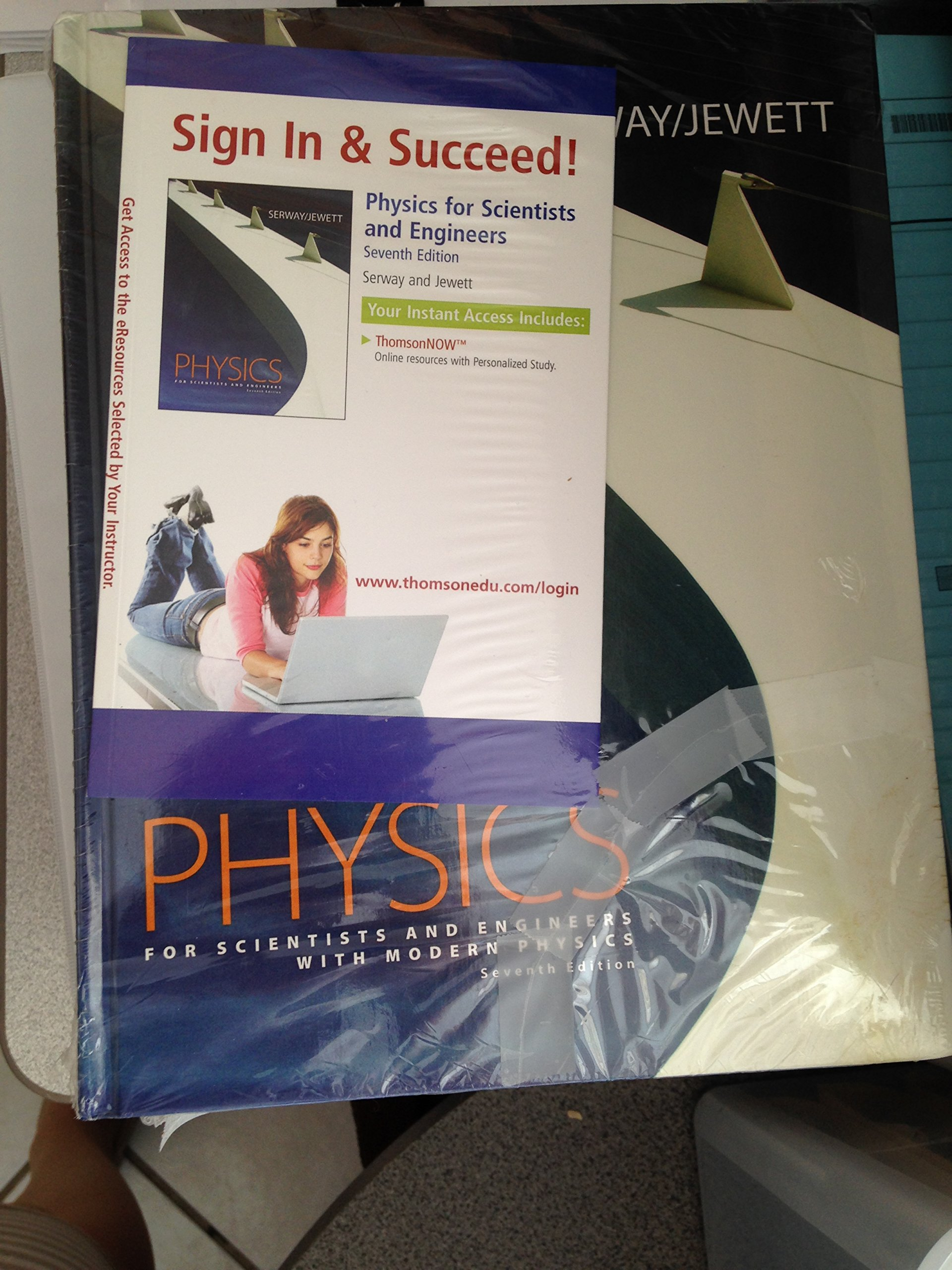 Physics For Scientists And Engineers With Modern Physics Jr