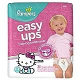 Pampers Easy Ups Training Underwear Girls 3T-4T