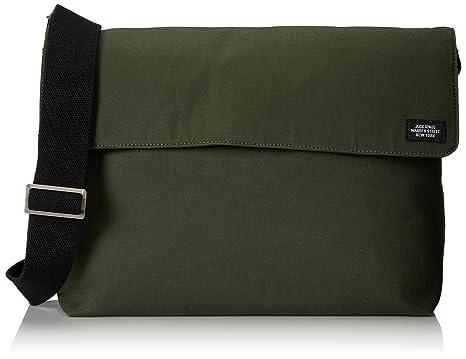 92dcfbcb2 Amazon.com: Jack Spade Men's New Field Messenger Bag, Green, One ...