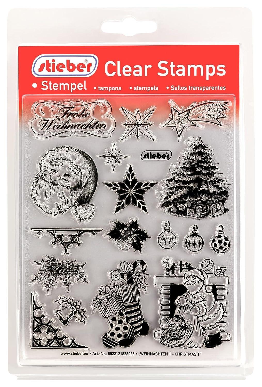 Clear Stamps Transparente Stempel Sets (bitte gewünschtes Motiv ...