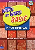 Word by Word Basic Picture Dictionary (2E)  Literacy Vocabulary Workbook + CD