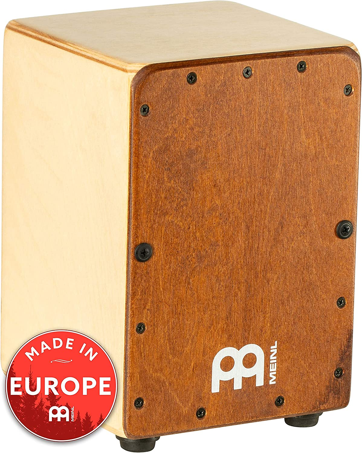 Meinl Percussion Almond Birch Cajon – Best for Home Use