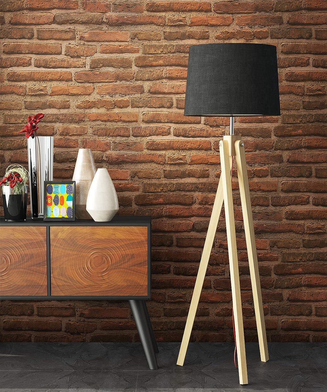 Steintapete Vlies Rot Braun Natur Stein Schne Edle Tapete Im Steinmauer  Design Moderne 3d Optik Fr