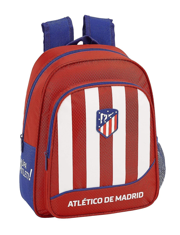 Atlético de Madrid Mochila pequeña niño Adaptable Carro.: Amazon.es: Equipaje