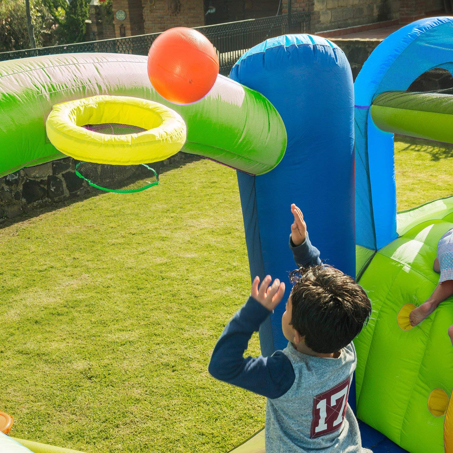 Sportspower My Ist Jump N Play with Ball Pit by Sportspower (Image #2)