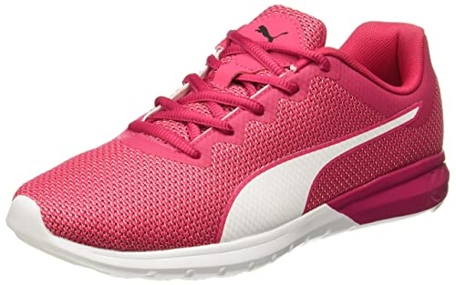 Puma Women s Vigor Wn S Idp Love Potion-Puma White Running Shoes - 7 ... d5c6f4b7d