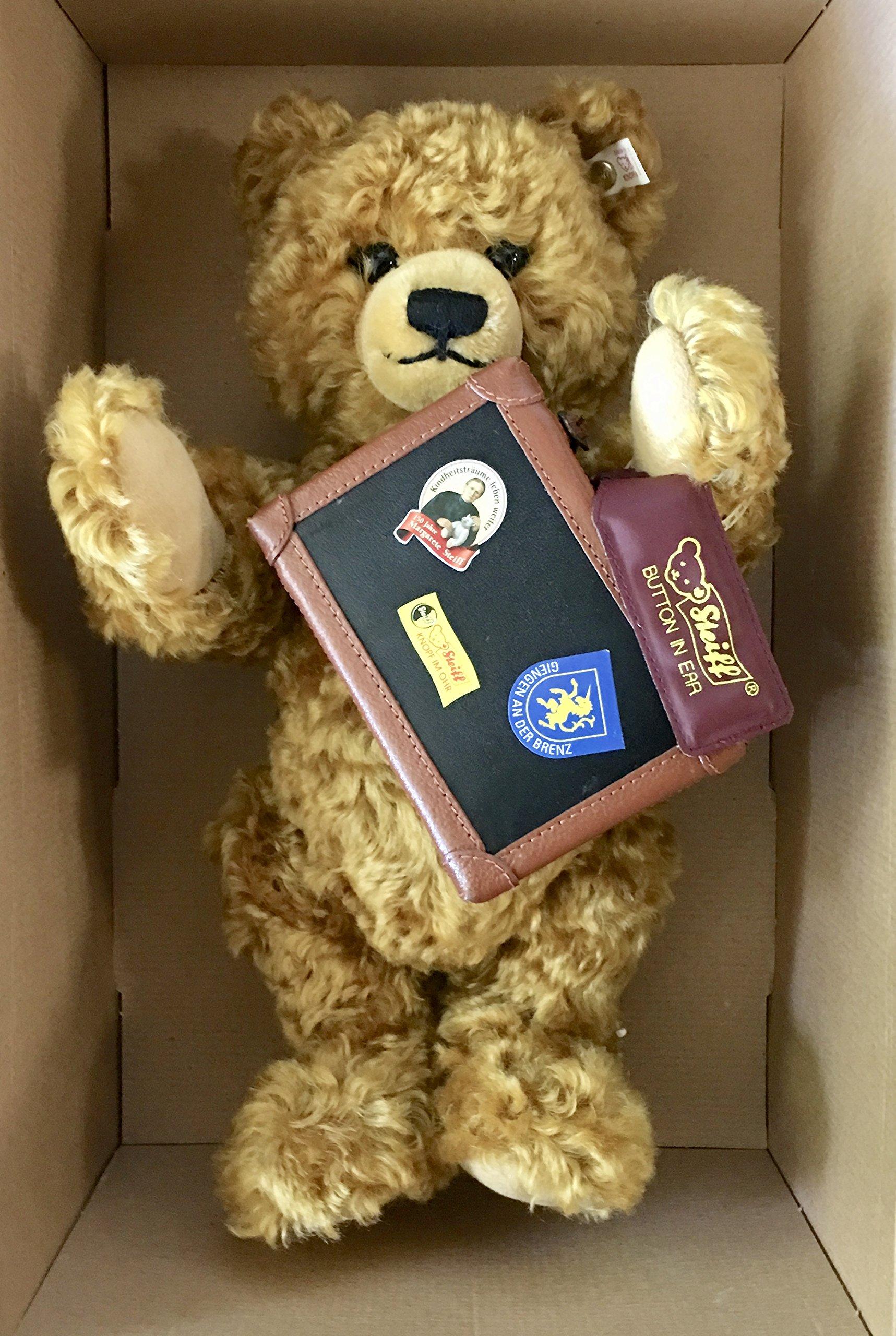 Steiff North American Exclusive 1997 Passport Bear #665318