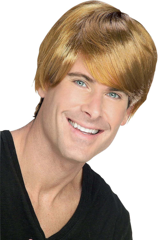 Rubies Costume Rocket Man Blond Pop Star Wig